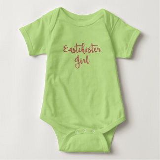 Eastchester Girl Baby Jersey Bodysuit