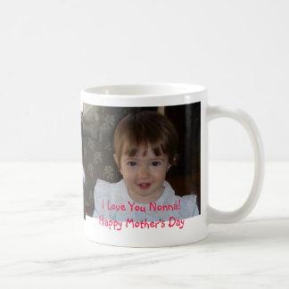 Easter2006Cropped, Asleep, firstbday, I Love Yo... Coffee Mug