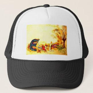 Easter #10 trucker hat