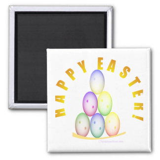 EASTER 1 SQUARE MAGNET
