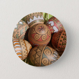 Easter #2 6 cm round badge