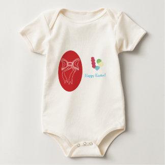 easter-3 baby bodysuit