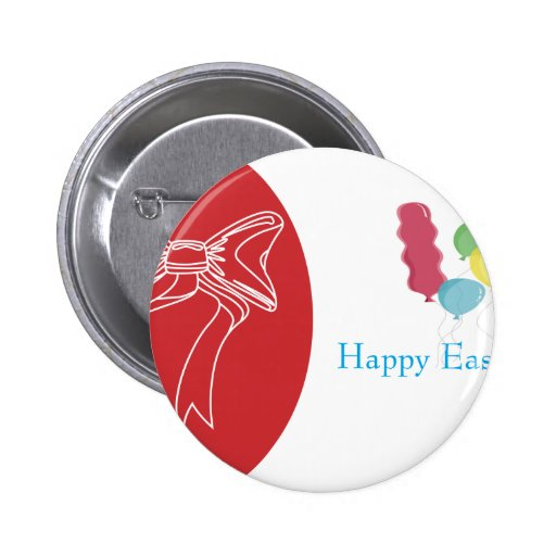 easter-3 pinback buttons