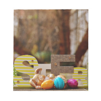 Easter- #4 notepad