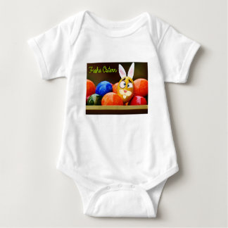 Easter #6 baby bodysuit