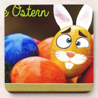 Easter #6 beverage coaster