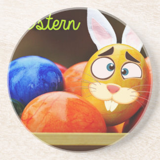 Easter #6 drink coasters