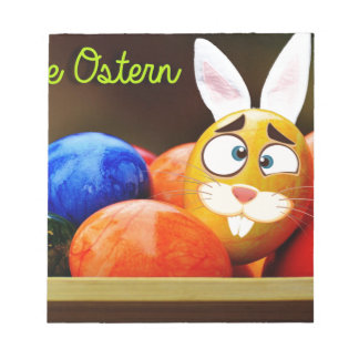 Easter #6 notepad