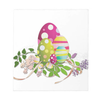 Easter #9 notepads
