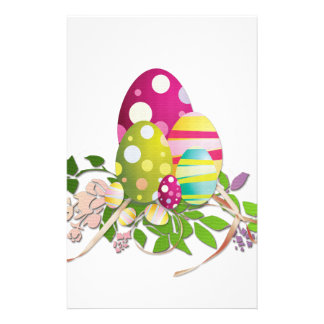 Easter #9 stationery