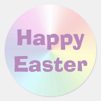 Easter Ad Lib Lavender Shimmer Sticker by Janz
