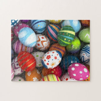 Easter Background Jigsaw Puzzle