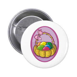 Easter Basket Buttons