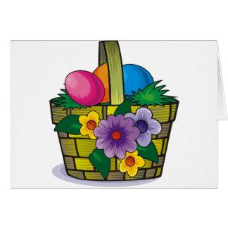 Easter Basket Cards