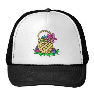 Easter Basket Hats