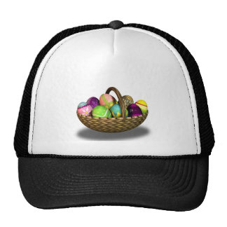 Easter Basket Mesh Hat