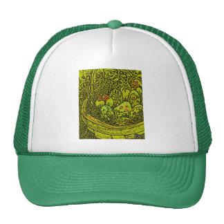 EASTER BASKET TRUCKER HATS