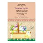 Easter Basket Invitation