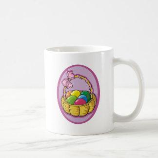 Easter Basket Coffee Mug