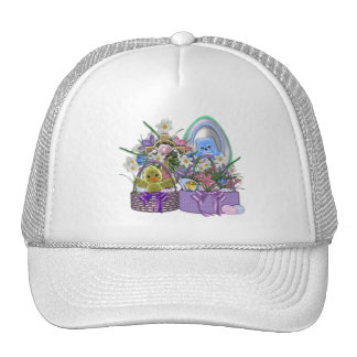 Easter Baskets Trucker Hat