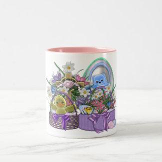 Easter Baskets Mugs
