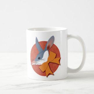 Easter bilby classic white coffee mug