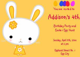egg hunt birthday invitations zazzle com au