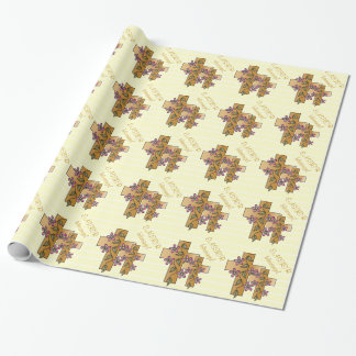Easter Blessing Wrapping Paper