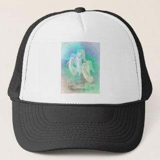 EASTER BLESSINGS 3 TRUCKER HAT