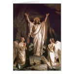 Easter Blessings Fine Art Customisable Easter Card