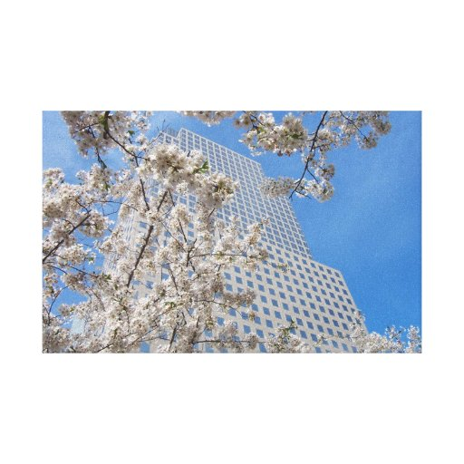 Easter Blossoms Gallery Wrap Canvas