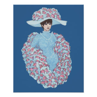 Easter Bonnet Print