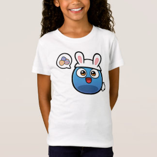 Easter Boo Girls T-Shirt