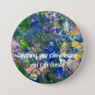 Easter Breeze Imagine Button by KitCaseyStudio