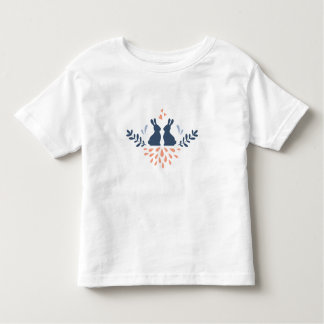 Easter bunnies toddler T-Shirt
