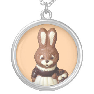 Easter Bunny 3D Necklace