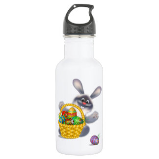 Easter Bunny 532 Ml Water Bottle