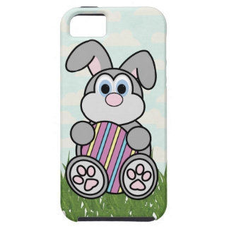 Easter Bunny and Easter Egg iPhone 5/5S Case