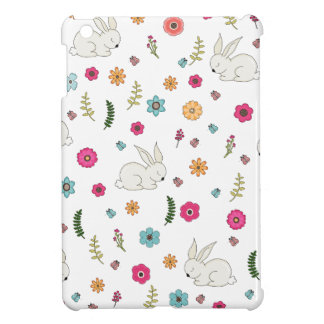 Easter bunny cover for the iPad mini