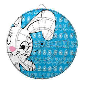 Easter bunny dartboards