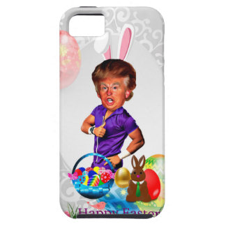 easter bunny donald trump iPhone 5 case