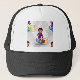 easter bunny donald trump trucker hat