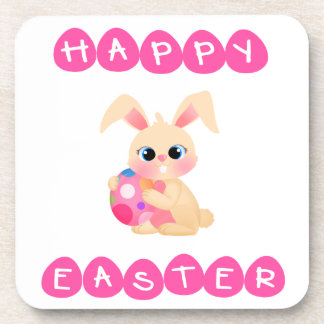 Easter Bunny Drink Coasters