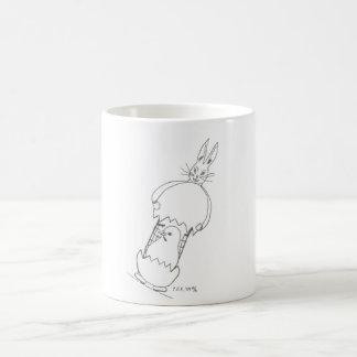 Easter Bunny Easter Chick Mug