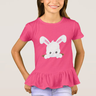 Easter Bunny Front and Back Shirt