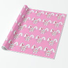 Easter Bunny Holiday wrapping paper