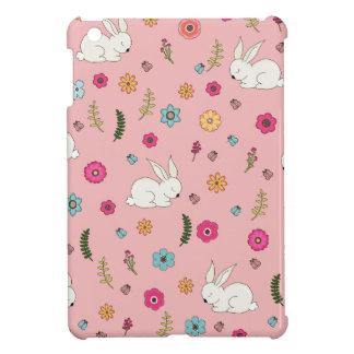 Easter bunny iPad mini case