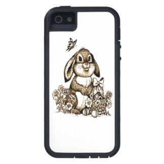 Easter Bunny iPhone 5 Cover