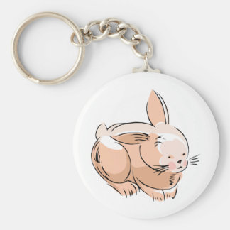 Easter Bunny Key Chains