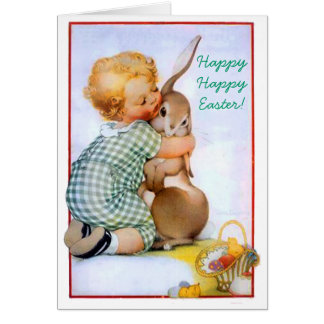Easter Bunny Love Card